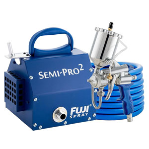 Fuji 2203G Semi-PRO 2 Sprayer for Interior Walls