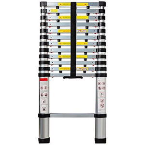 OxGord Telescopic Extension Ladder