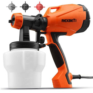REXBETI Ultimate-750 Paint Sprayer for Interior Walls