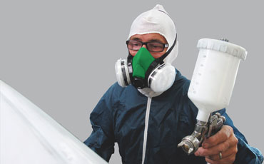 Respirator for Spray Painting Featured Image