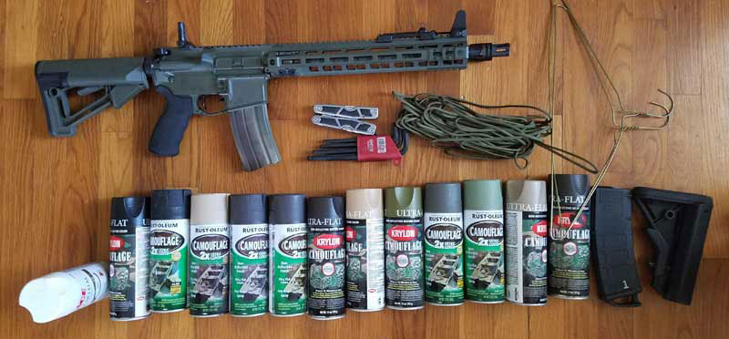 Spray Paint for Gun Reviews