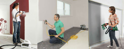 indoor paint sprayer for interior wall reviews